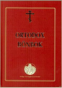 Ortodox bönbok