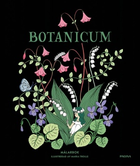 Botanicum: målarbok