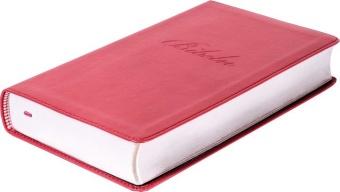 Nya Levande Bibeln - Röd