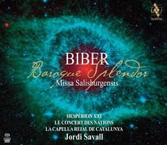Baroque Splendor - Missa Salisburgensis