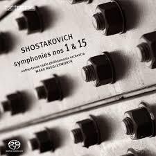 Symphonies nos 1 & 15