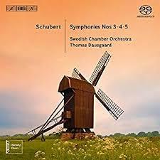 Symphonies Nos 3, 4 & 5