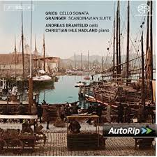 Cello Sonata / Scandinavian Suite