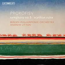 Symphonie No. 5 - Scythian suite