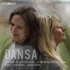 Dansa: for violin and voice
