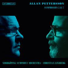 Symphonies Nos. 5 & 7  - Christian Lindberg