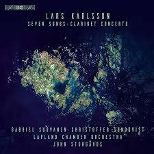 Seven Songs; Clarinet Concerto