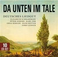 Da Unten im Tale: Deutsches Liedgut