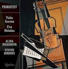 Violin Sonatas, Five Melodies