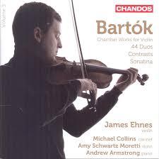 Chamber Works for Violin, Volume 3