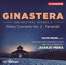 Orchestral Works, Vol. 2 - Wang, Xiayin (piano)