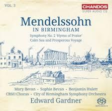 Mendelssohn in Birmingham