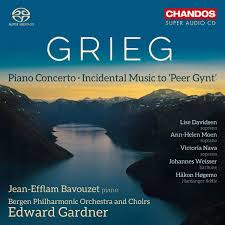 Piano Concerto & Peer Gynt  - Edward Gardner