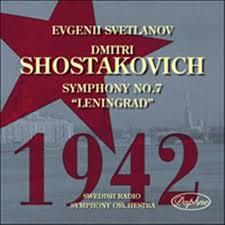 Symfoni nr 7 Leningrad - Sveriges Radios Symfoniorkester