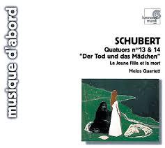 Quatuors nos 13 & 14 Der Tod und das Mädchen