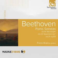 Piano Sonatas no.14, no.23, no.31