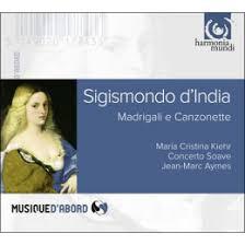 Madrigali e Canzonette
