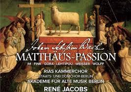 Matthäus-Passion: 2CD - René Jacobs