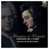 Adagios & Fugues - Mozart after Bach