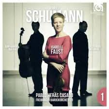 Violin Concerto - Isabelle Faust