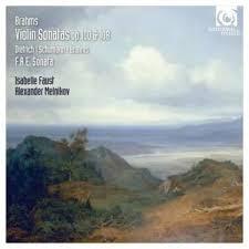 Violin Sonatas, no. 2 and 3