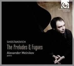 Preludes & Fugues - Alexander Melnikov