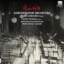 Concerto for Orchestra & Piano Concerto No. 3  - Pablo Heras-Casado