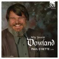 My favorite Dowland - Paul O'Detta, lute