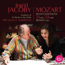Piano Concertos 21 & 23 - Ingrid Jacoby