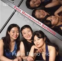 Two Piano Trios - Fujita Piano Trio