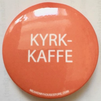 Kyrkkaffe, orange