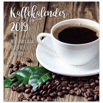 Kaffekalender 2019