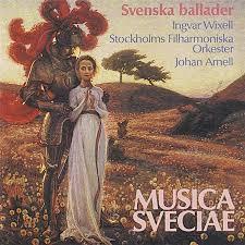 Svenska ballader (Swedish ballads) - Stockholms Filharmoniska Orkester