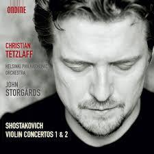 Violin Concerto 1 & 2 - Christian Tetzlaff