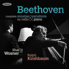 Cello Sonatas Nos. 1-5  -Ralph Kirschbaum