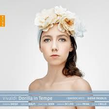 Dorilla in Tempe, 2CD - Diego Fasolis