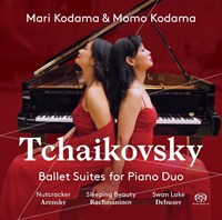 Ballet Suites for Piano Duo - Kodama, Mari (piano)