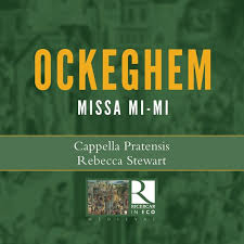 Ockeghem - Missa mi-mi