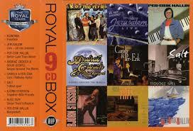Royal Years Box - Orange