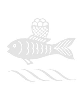 Palla, Brödundret, linnedamast, 18x18 cm