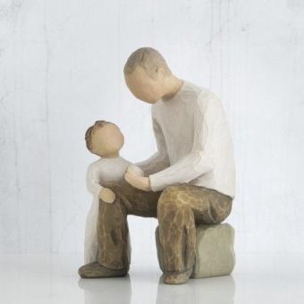 Grandfather (farfar/morfar) 14cm