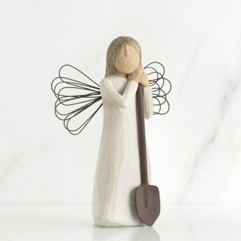Angel of the Garden  14cm