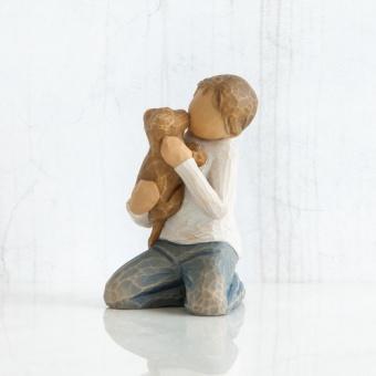 Kindness, boy (vänlighet pojke) 8 cm