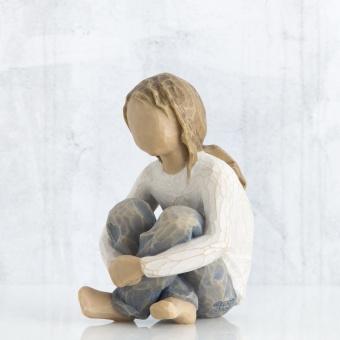 Spirited Child (själfullt barn) 8 cm - the Roses in my Garden collection