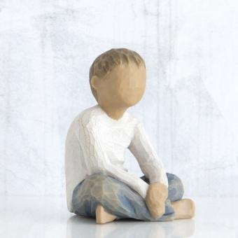 Imaginative Child (fantasifullt barn) 7 cm - the Roses in my Garden collection