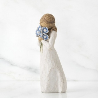 Forget-me-not (förgätmigej) 14 cm