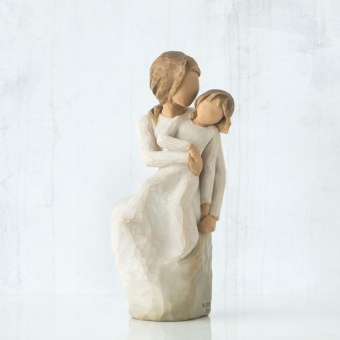 Mother Daughter  16 cm