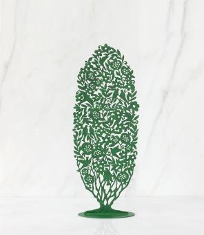 Tree Silhouette (trädsiluett) metall, 37 cm