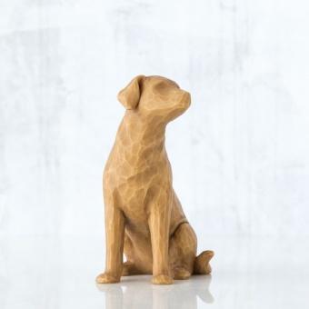 Love My Dog (ljus) 8,5cm
