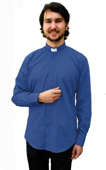 Frimärksskjorta (Tailored Fit)